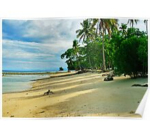 Pangubatan Beach Poster