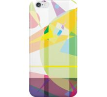 abstract case design iPhone Case/Skin