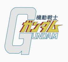 Gundam Orignial - Title Logo JP by UndeadWraith
