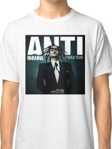 RIHANNA ANTI TOUR 2016 Classic T-Shirt