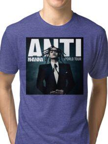 RIHANNA ANTI TOUR 2016 Tri-blend T-Shirt