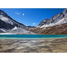 Lake 4600m Photographic Print