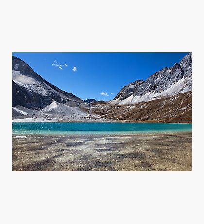 Lake 4600m Photographic Print
