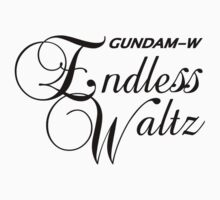 Gundam Wing Endless Waltz - Title Logo by UndeadWraith