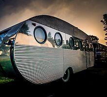 PreDawn Airfloat by Steve Walser