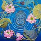 Ripple effect by Yuliya Glavnaya