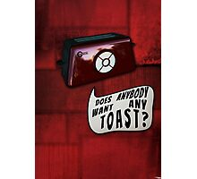 Talkie Toaster Photographic Print