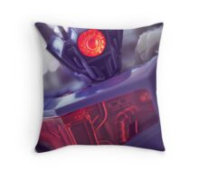 Clarity of thought before rashness of action Throw Pillow