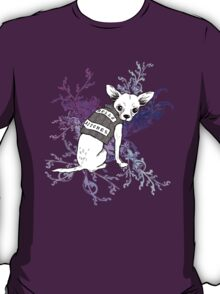 BAD dog – biker chihuahua T-Shirt
