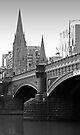 Princes Bridge, Melbourne by Andrejs Jaudzems