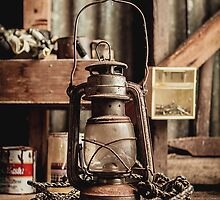 Vintage Lantern by jamjarphotos