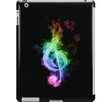 sound on fire iPad Case/Skin