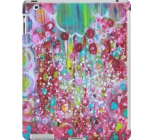 Ipad Case 'Cotton Candy' Original Art Reproduction by Tanya Cole iPad Case/Skin