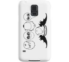 A7X Smiles Samsung Galaxy Case/Skin