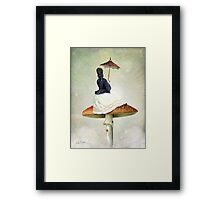 Oh Sunny Day Framed Print