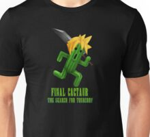 Final Cactuar: The Search for Tonberry Unisex T-Shirt