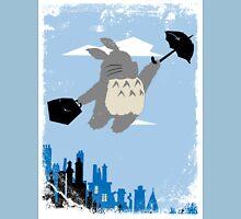 Totoro Poppins Unisex T-Shirt