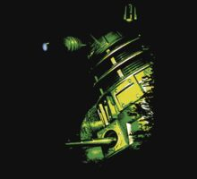 Dalek Beta – Green by Steven Miscandlon