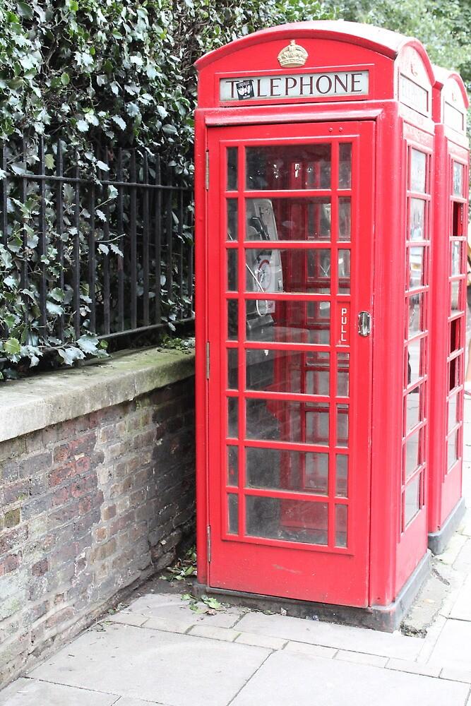 Phone Booth by corrado