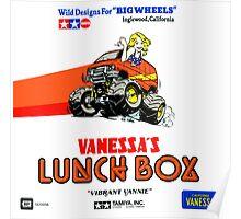 Vanessa's Lunchbox Poster
