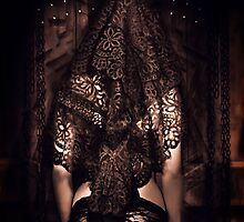 mourning widow by annacuypers