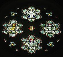 Church Window by lezvee