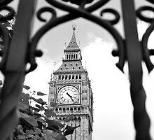 Big Ben by Jane Ruttkayova
