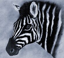 THE ZEBRA I by Leny .