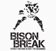 BISON BREAK - black edition by Roland1984