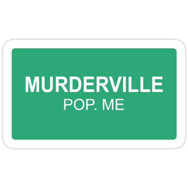 Murderville by garybedell