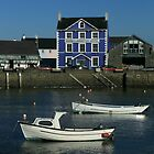 Harbourmaster Hotel by Judi Lion