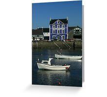 Harbourmaster Hotel Greeting Card