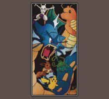 Pokemon Collage Kids Clothes