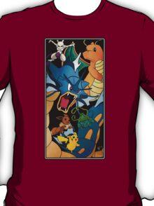 Pokemon Collage T-Shirt