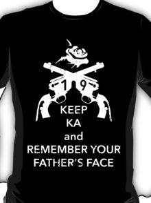 Keep KA - white edition T-Shirt