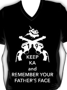 Keep KA - white edition T-Shirt