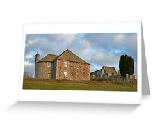 KILDRUMMY KIRK Greeting Card