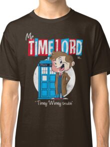 Timey Wimey trouble Classic T-Shirt