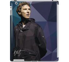 Benedict Cumberbatch as Hamlet iPad Case/Skin