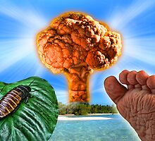 Cockroach/Nuke/Foot by GolemAura