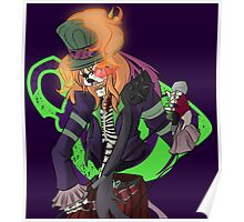 Mad T Party -Special Edition- T Virus Mad Hatter Poster