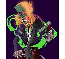 Mad T Party -Special Edition- T Virus Mad Hatter Photographic Print