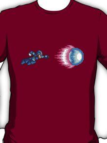 Dash Shot - Mega Man X T-Shirt