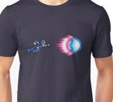 Dash Shot - Mega Man X Unisex T-Shirt