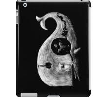 My Understanding of Whale Anatomy iPad Case/Skin
