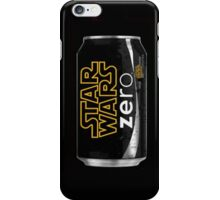 star wars Zero iPhone Case/Skin