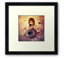 Big Brother Framed Print