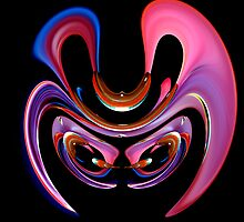 September asymmetrical fantasy  by Wieslaw Jan Syposz