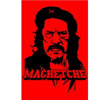 MachetChe Photographic Print