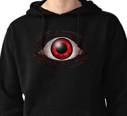 The Eye of Sentinel Pullover Hoodie